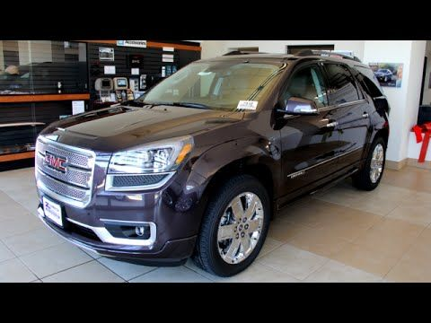2015 Gmc Acadia Denali Walkaround Features Presented By Tom Mcconnell From Zimbrick Gmc Eastside Youtube Gmc Acadia Denali Chevrolet Traverse