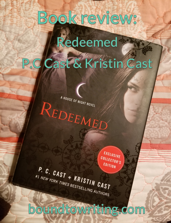 Review Redeemed Pc Cast And Kristin Cast Book Review Night