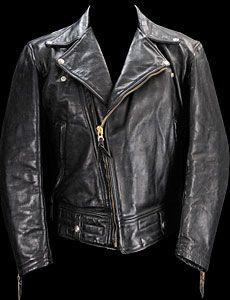 1950 S Langlitz Leathers Motorcycle Jacket Vintage Clothing Men Vintage Leather Jacket