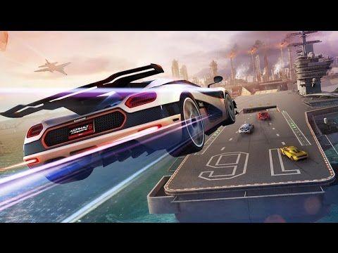 Juego De Carros De Carreras Android Para Ninos Asphalt 8 Airborne Racin Carreras Carritos