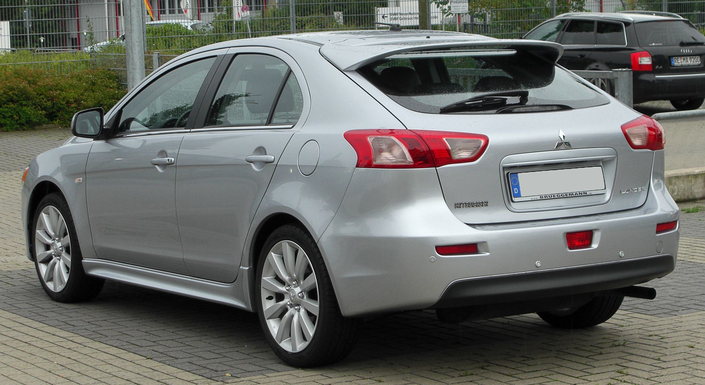 Mitsubishi lancer sportback i appreciate all sort of competitive sports and my sport fascination in addition