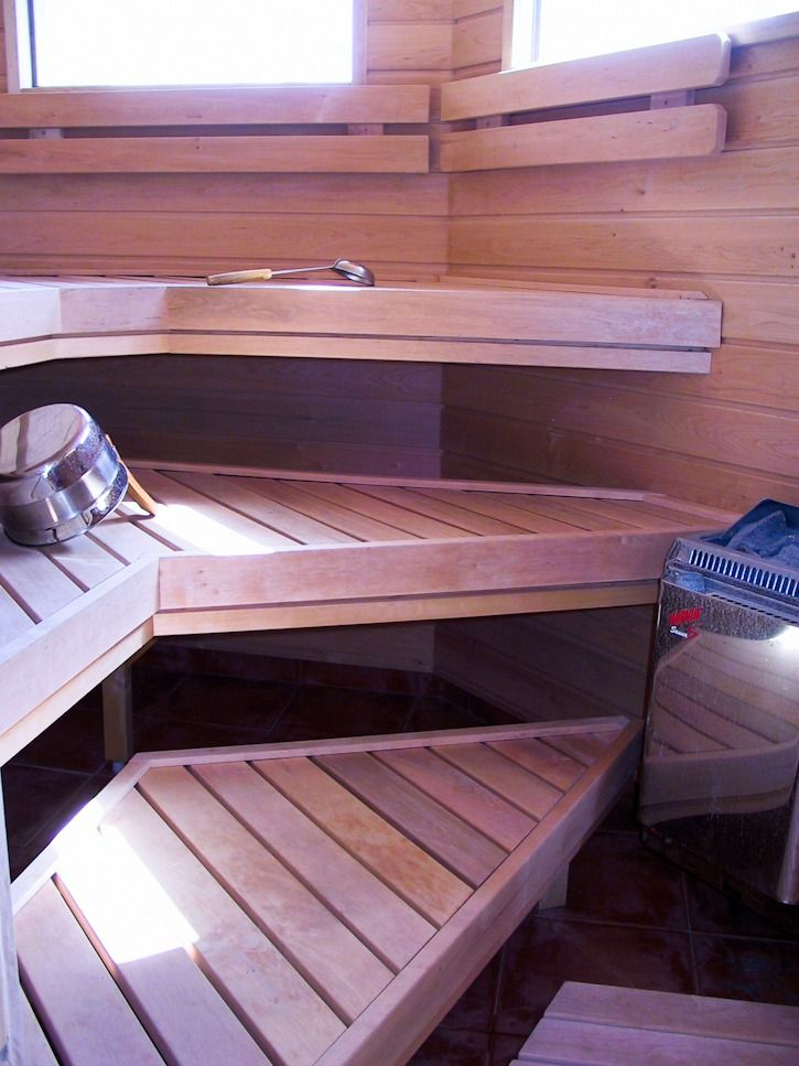 The Naked Nation: How the Finnish Do the Sauna