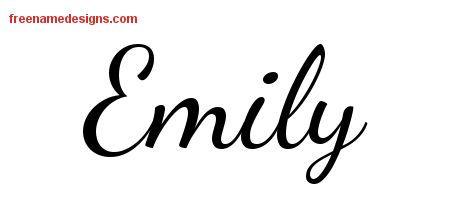 Pin by Emily🍒 on Emily ♡ | Pinterest | Name tattoos, Name ...