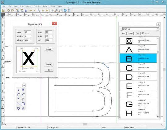 programas para diseñar fuentes tipográficas gratis | lettering