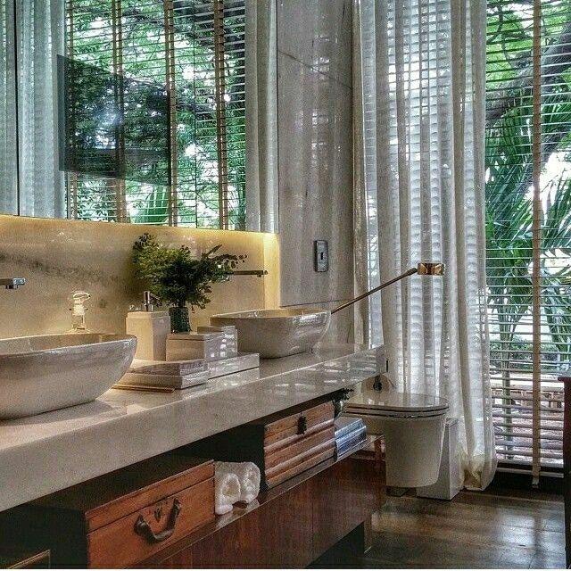 Projeto Dado Castelo Branco Com Imagens Cortina De Banheiro