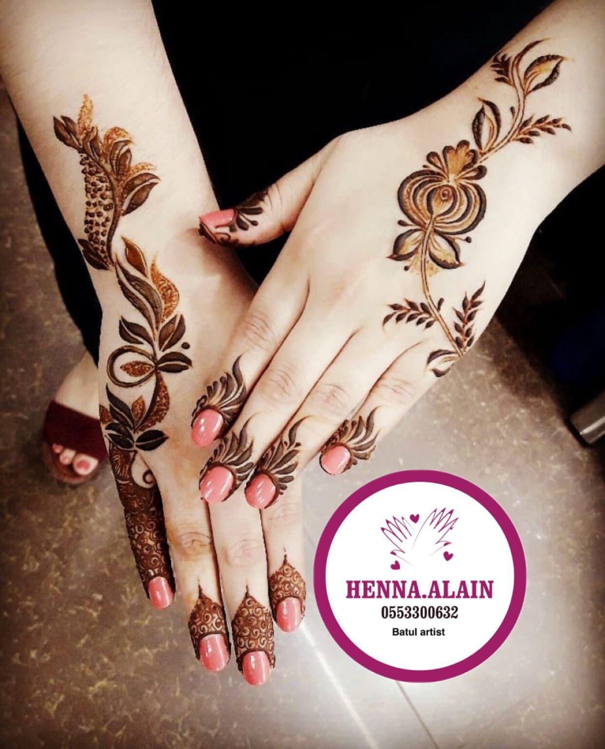 بتول0553300632 Finger Henna Designs Henna Designs Feet Henna Art Designs
