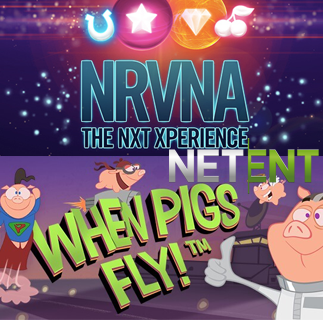 Travel to Outer Space with #NewSlots from #NetEnt  Net Entertainment has just released NRVNA and When Pigs Fly, two new slots titles taking you on breathtaking adventures to outer space  https://www.playcasino.co.za/blog/travel-to-outer-space-new-slots-netent/