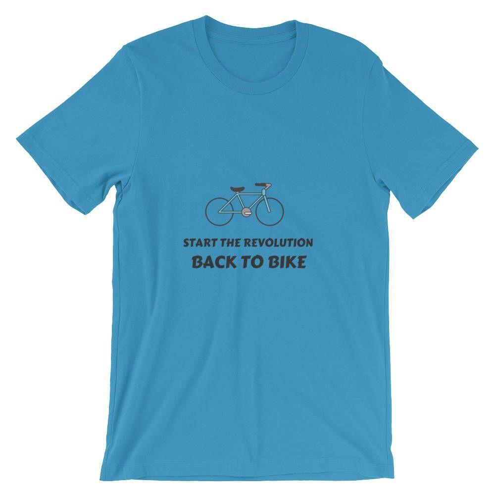2ecdf924d Cycling outfits · Start the revolution! Back to bike!  cyclingshirt