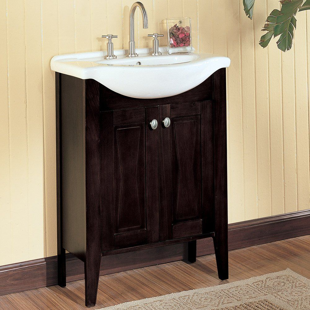 Fairmont Designs 104 V26 Bowtie 26 Inch Vanity Sink Mirror Combo