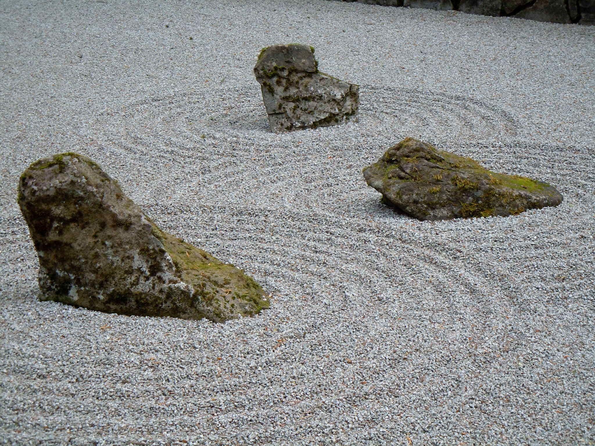 Sand And Stone Garden, Portland Japanese Garden