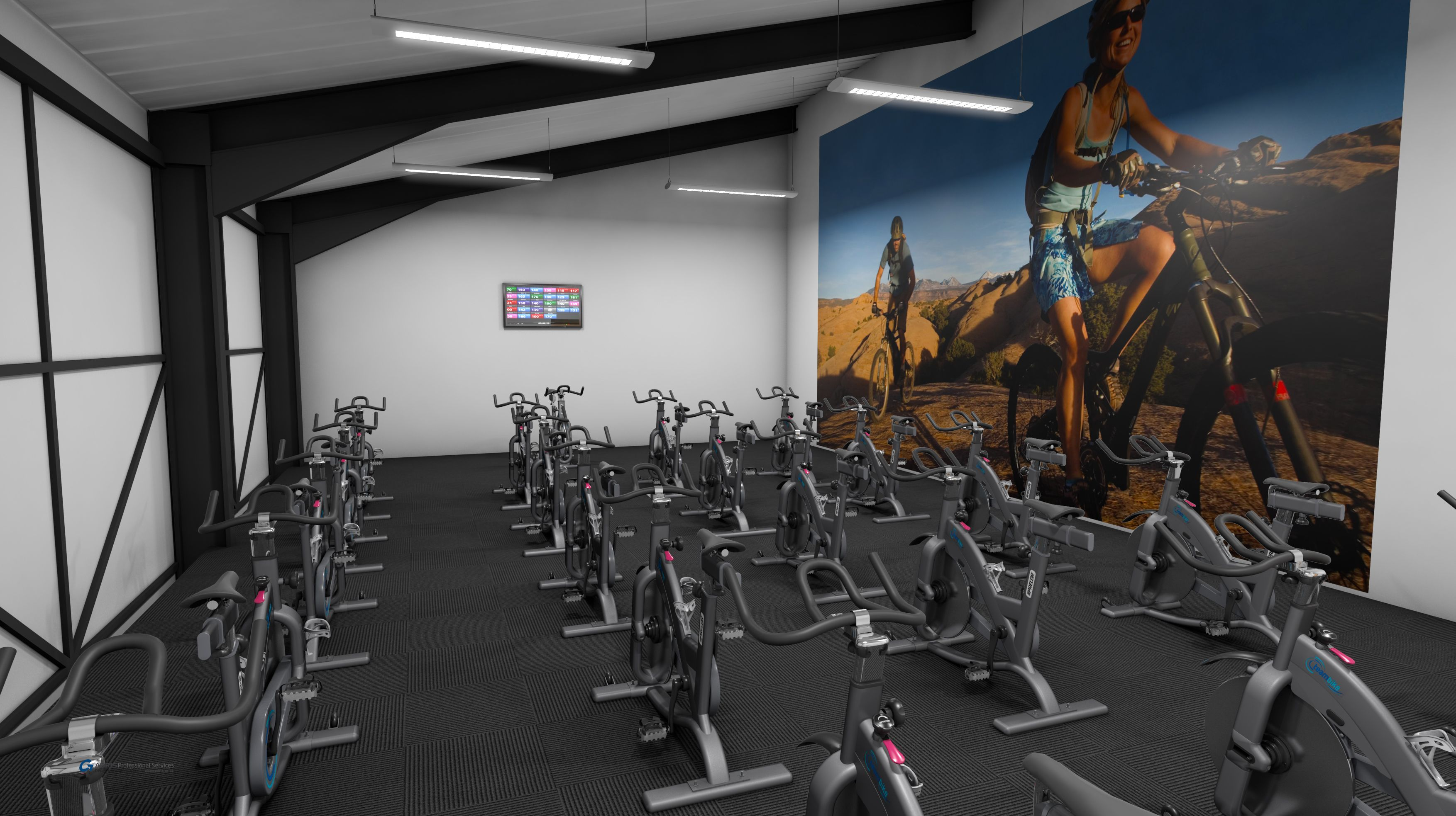 fitness vizual a