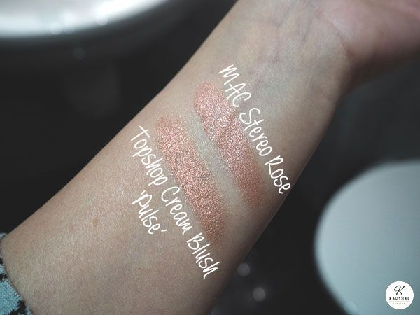 shade dupe for mac mineralise skin finish in stereo rose topshop