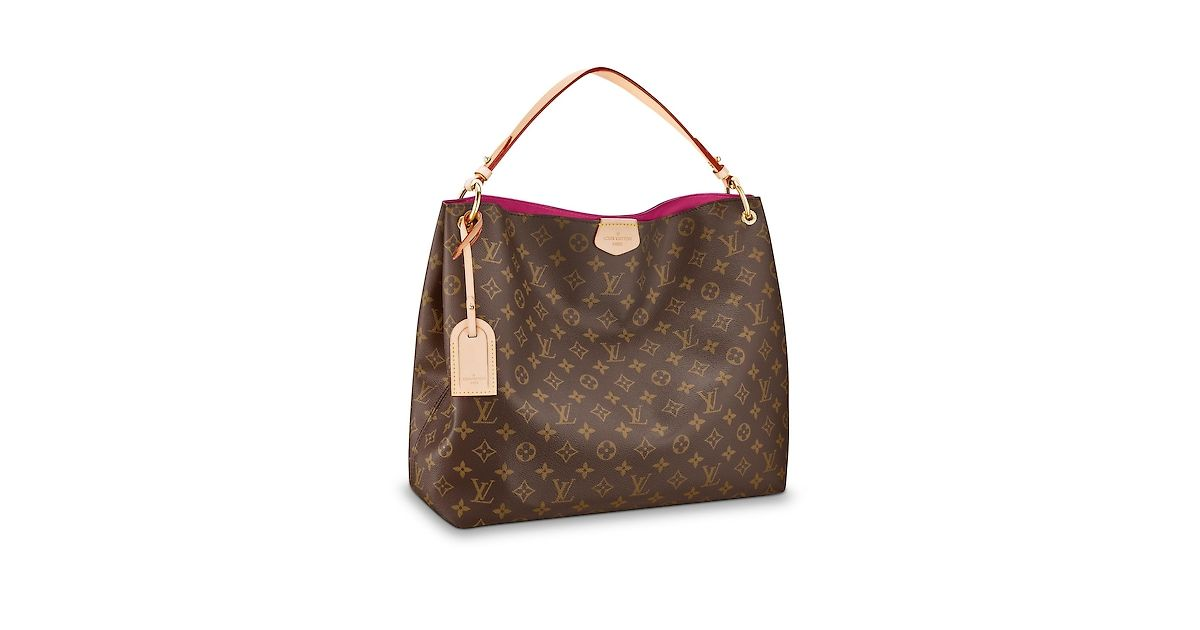 f1520da8ab44 LOUIS VUITTON Official USA Website - Discover our latest Graceful MM  collection for WOMEN