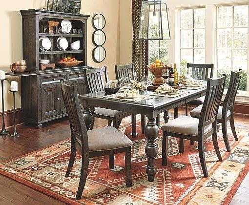 Townser Dining Room Table Side Chair Dining Room Dining Room Chairs Dining Room Table