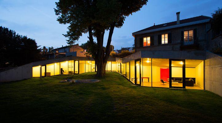 Hertweck Devernois - architectes urbanistes - PLJ house