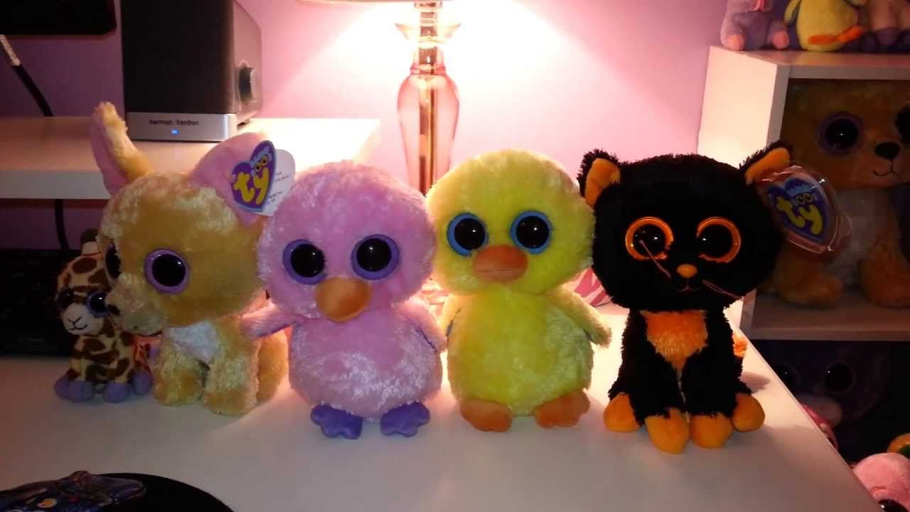 Check out Nacho the beanie boo and his friends in this fan generated youtube  video. 629a1822b0f1