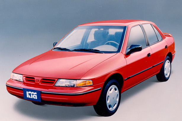 Check Out This 1991  Kia Sephia For  Throwbackthursday  Tbt