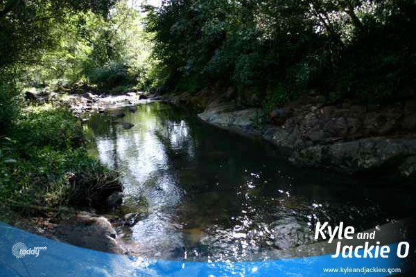 The Wattamolla River