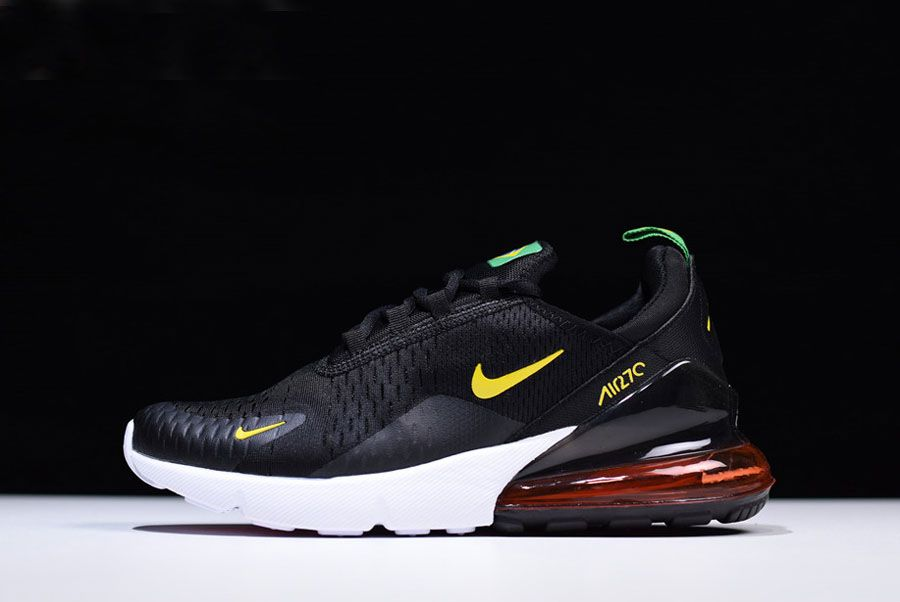 Popular Nike Air Max 270 FIFA World Cup Germany Black Red Yellow AH8050-111  For Sale - ishoesdesign ba2acf64e