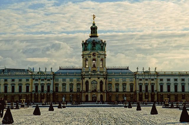 Schloss Charlottenburg Berlin Filming Locations Ferry Building San Francisco Charlottenburg Palace