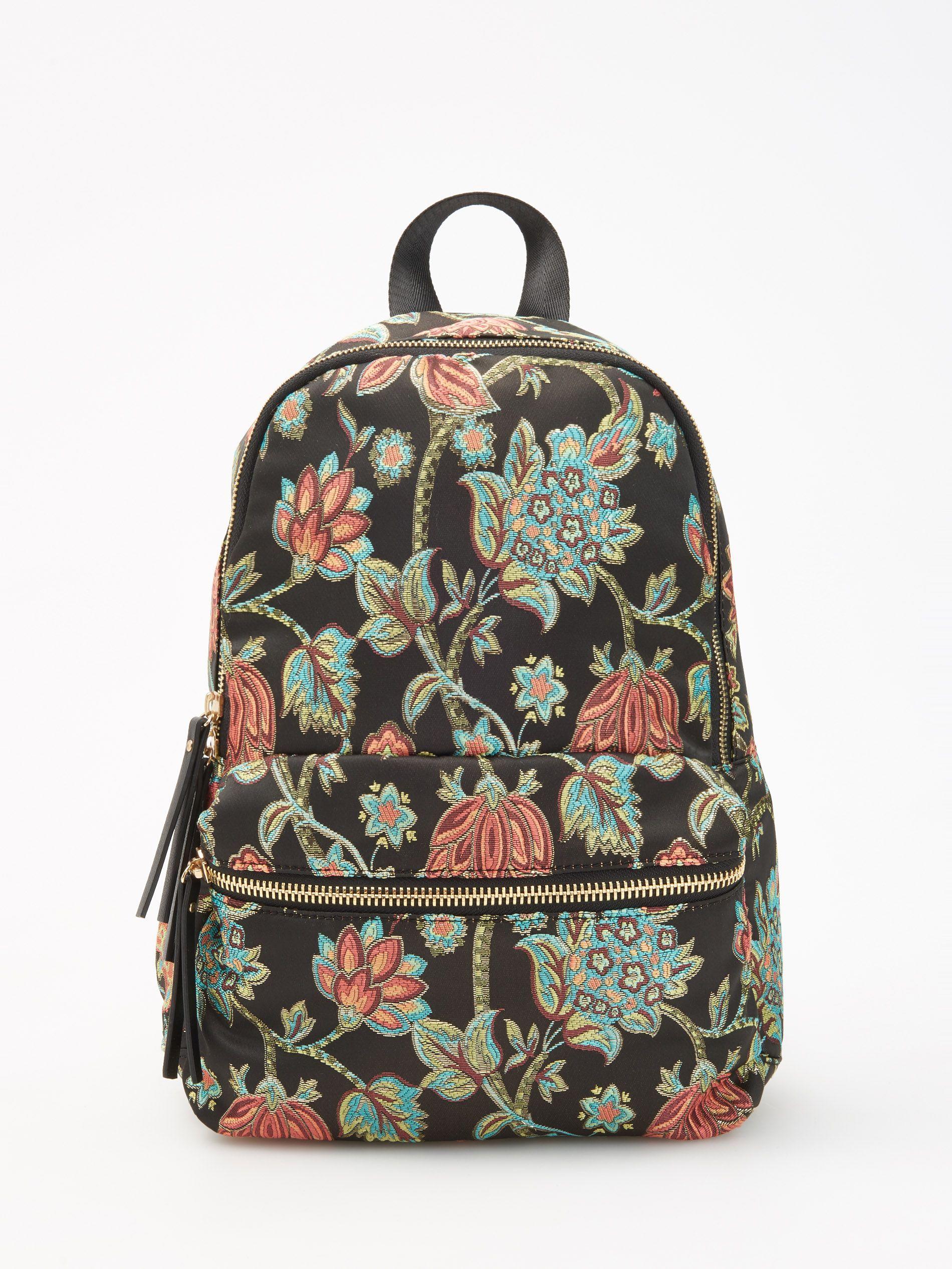 a6ca9906ed23 Vásárolj online! Mintás hátizsák, RESERVED, TL321-99X | táskák ...