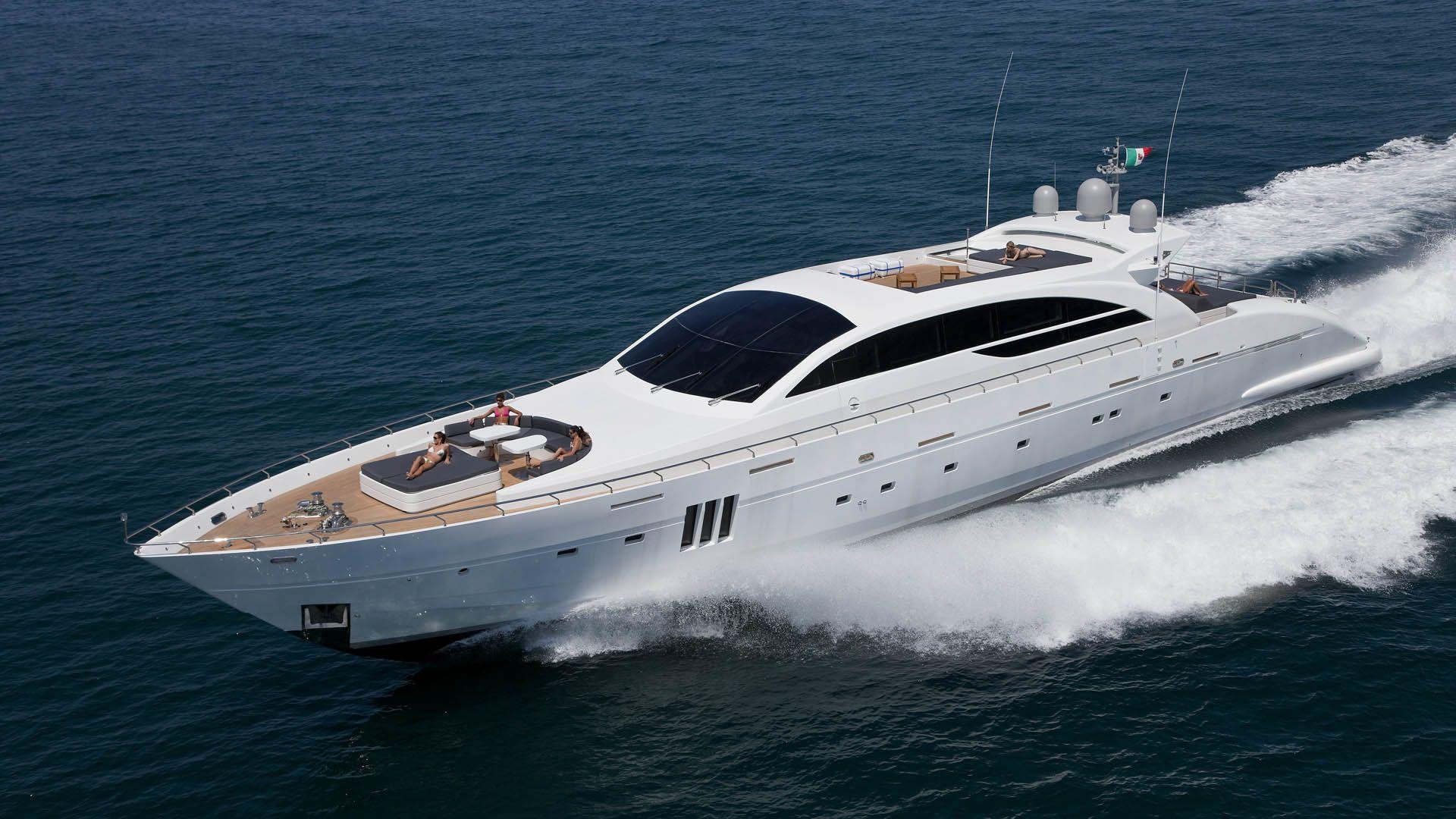 Standard Super Yacht Flybridge M Y One O One Tecnomar