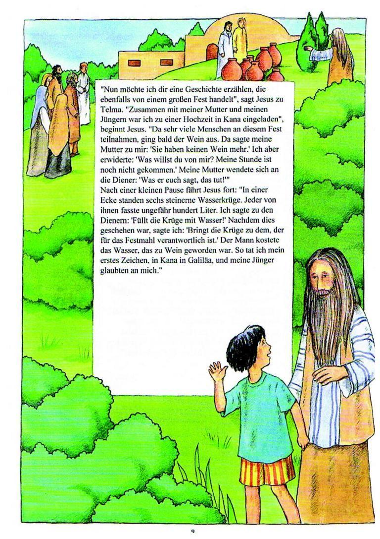 Kinderbibel Zur Taufe