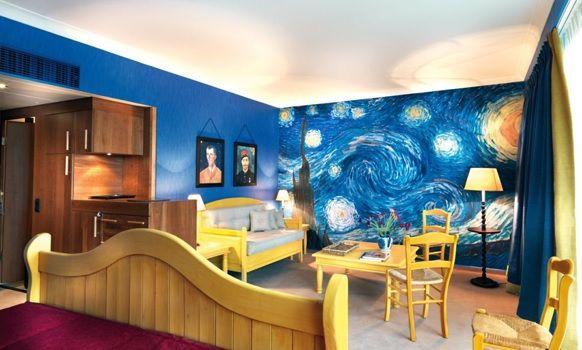 Hilton Amsterdam In 2020 Van Gogh