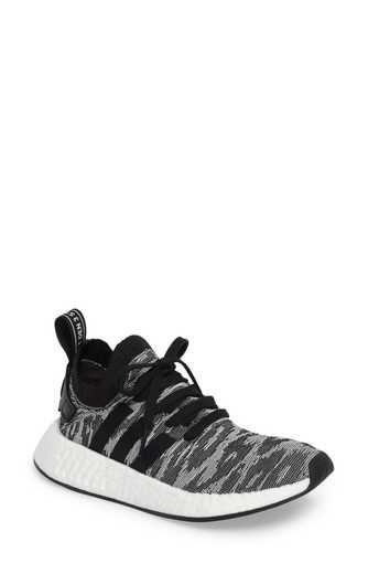 adidas nmd r2 primeknit scarpa da ginnastica (donne), dei canti, vacci piano