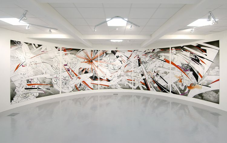 Interview with the amazing American visual artist Diann Bauer.