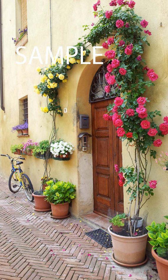 SALE  Italy Tuscany Scene  Digital File by FranPollick on Etsy, $0.79