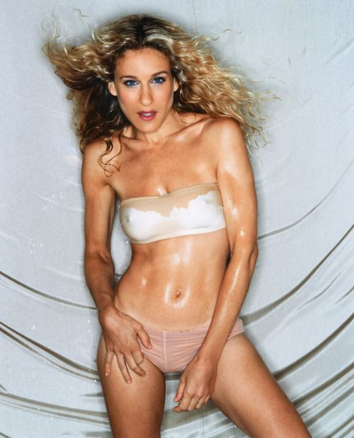 Think, that nude sarah jessica parker naked are not