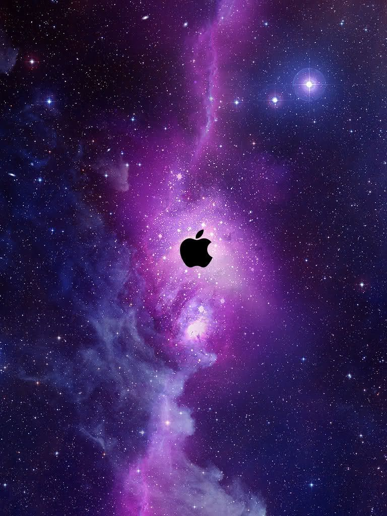 Gorgeous Galaxy Wallpapers For IPhone And IPad 768×1024