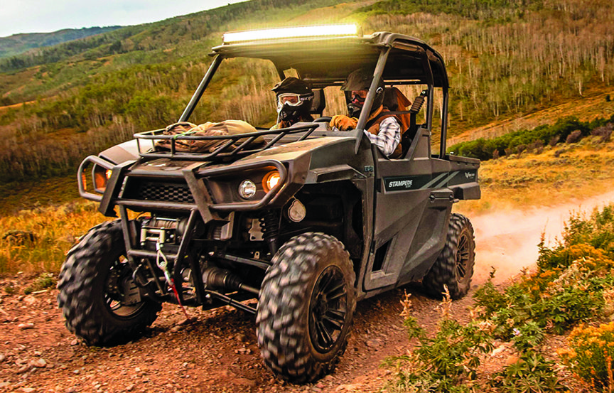 TEXTRON STAMPEDE 900 4x4 DO THEY HOLD UP? (With images