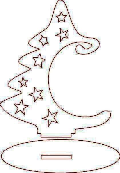 Patron Chantournage Noel Christmas ornaments, Christmas decorations, Christmas wood
