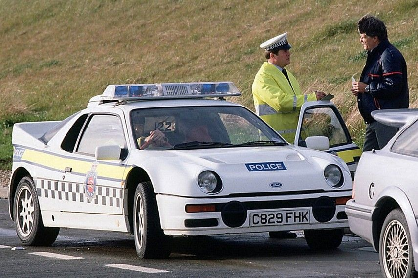 Ford Rs200 One Of The Fastest Accelerating Cars Ever Snaplap In