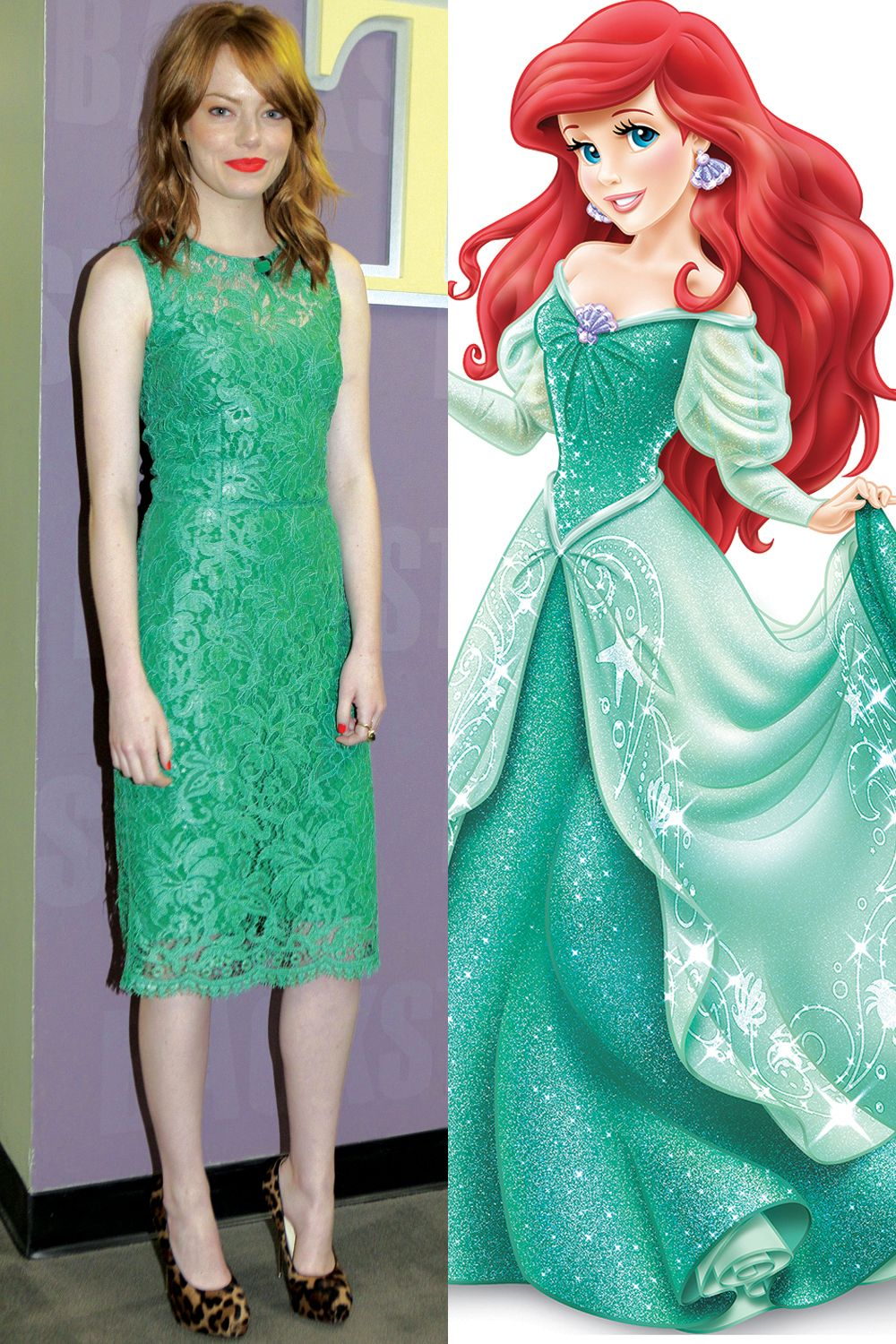 43 Times Celebrities Channeled Disney Princesses on the Red Carpet ...