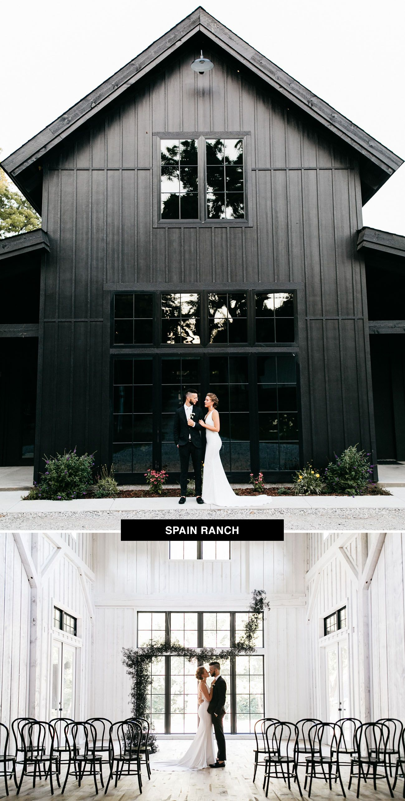 Top 26 Coolest Wedding Venues in the United States Ranch