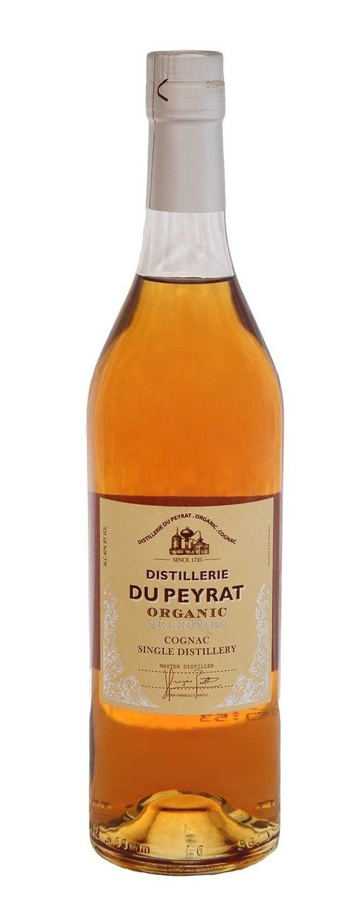 Organic Selection Cognac Distillerie du Peyrat