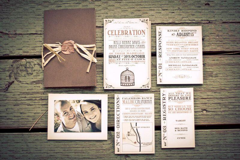 Diy Rustic Wedding Invitations Trends Invitations STDs