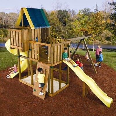 Swing N Slide Kodiak Custom Diy Play Set Hardware Kit Project 514