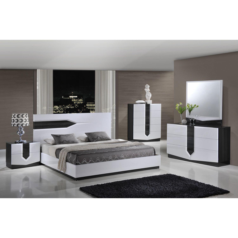 Global Furniture Usa Hudson Panel Customizable Bedroom Set Reviews Wayfair