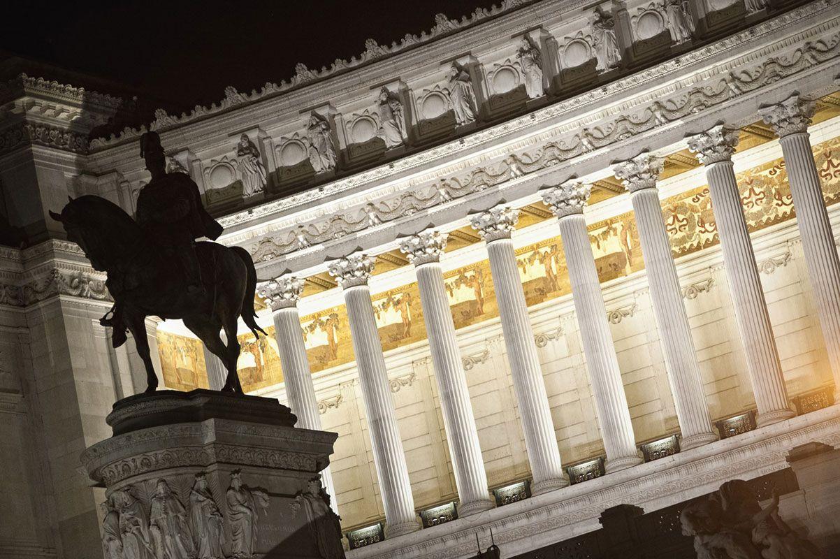 L'Altare della Patria, Roma - http://www.giulioriotta.com