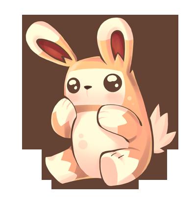 Brave Kingdom Rabbit By Lauren Fletcher Character Design I Digital Art I 2D I Video Game Assets I Graphics I Creature Design