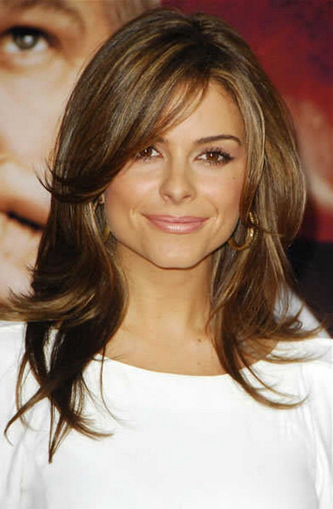 Long hairstyles for women over 50 google search hair for How to find a medium