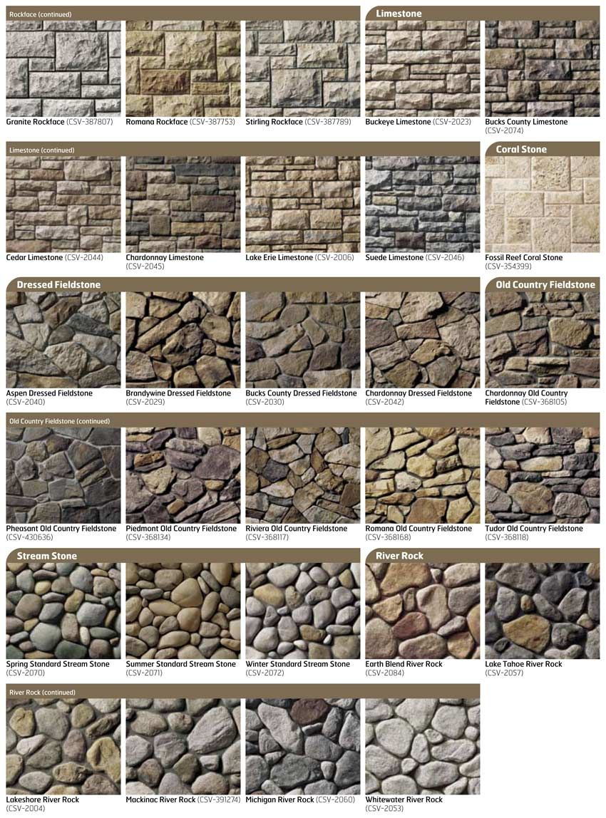 Lots Of Different Cultured Stones And Colors. (With Images