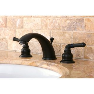 Oil Rubbed Dark Bronze Widespread Bathroom Faucet Pkb965  $11499 Interesting Oil Rubbed Bronze Bathroom Faucet 2018
