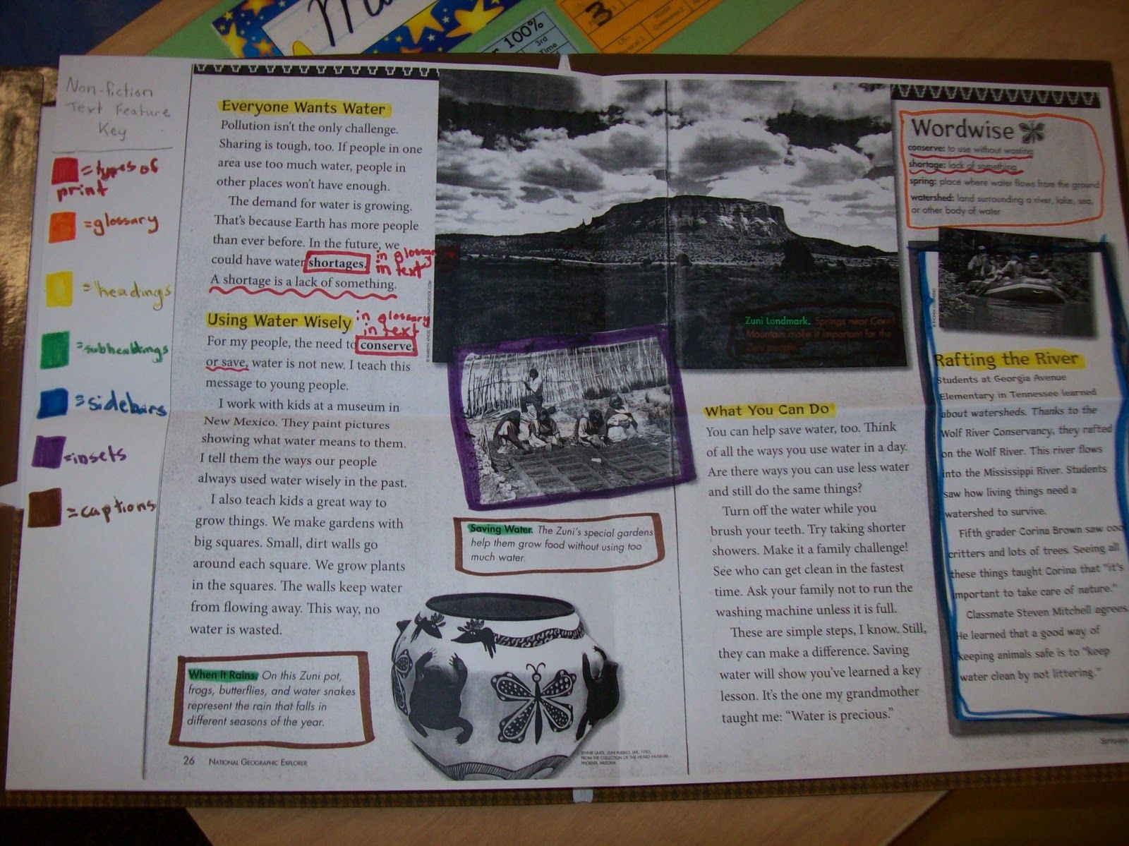 Non Fiction Activity Does Not Link To Site