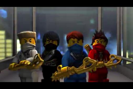 Lego Ninjago 2013 Kai Minifigure Final Battle Suit - YouTube  |Lego Ninjago Techno Suits