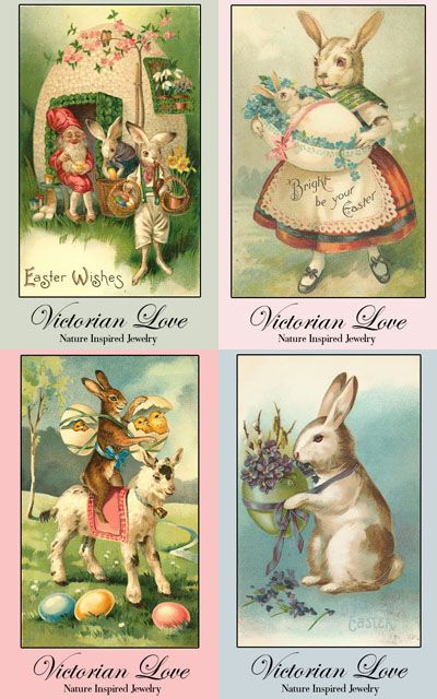 Victorian Love Blog Blog Archive Victorian Easter Cards – Victorian Easter Cards